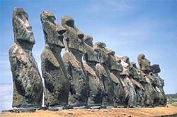 Tượng trên đảo Phục Sinh