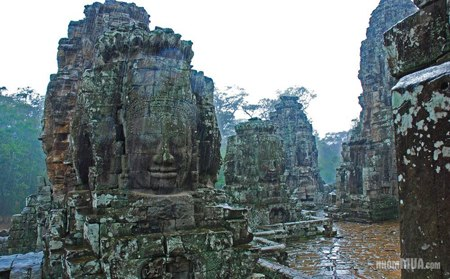 Khám phá Campuchia kỳ bí