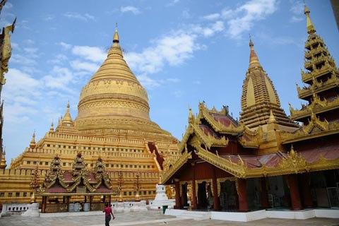 Những nẻo đường xứ chùa tháp Myanmar