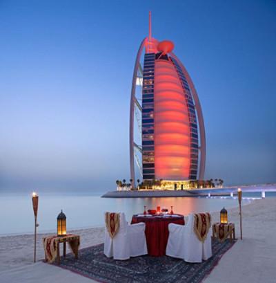 Hành trình khám phá Dubai