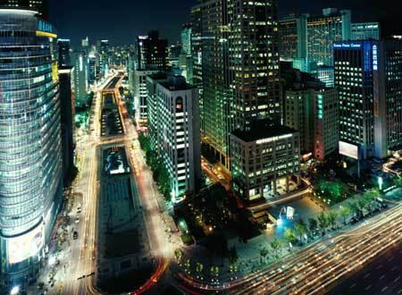 Hàn Quốc tặng quà cho khách du lịch