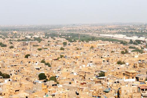 Lạc vào Jaisalmer xứ mơ