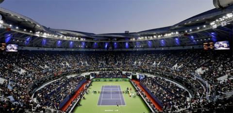 Du lịch Thượng Hải xem thi đấu Shanghai Rolex Masters