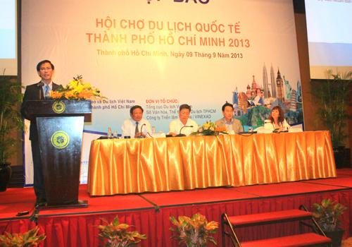 Hội chợ du lịch Quốc tế ITE 2013
