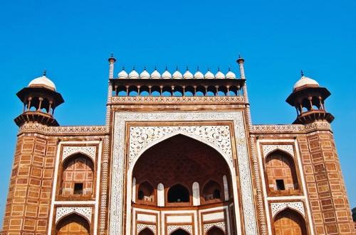 Một số hình ảnh về Taj Mahal