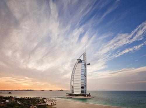 Những nơi ăn chơi xa xỉ ở Dubai