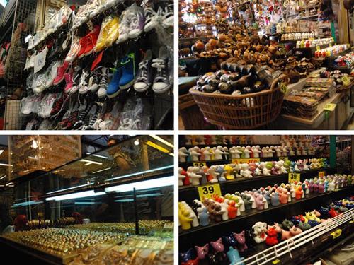 Cuối tuần chạy chợ Chatuchak