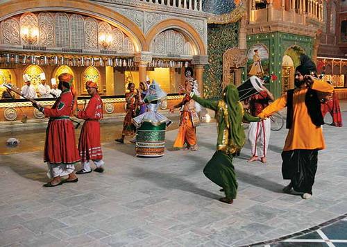 Điểm hẹn văn hóa Ấn Độ Kingdom of Dreams