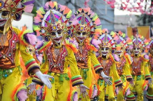MassKara, carnival rực rỡ nhất châu Á