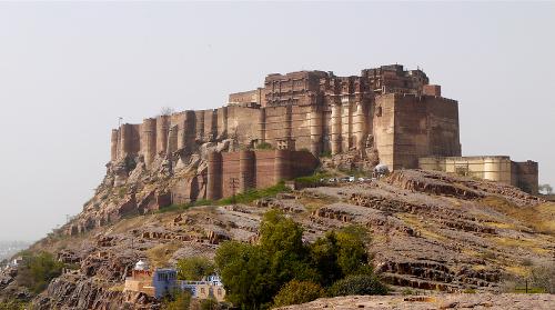 Mehrangarh, pháo đài của những bi kịch