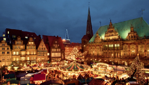 10 chợ Giáng sinh châu Âu nổi tiếng thế giới