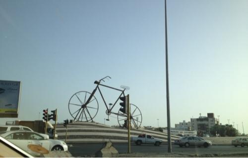 Jeddah, thành phố của những tác phẩm điêu khắc khổng lồ