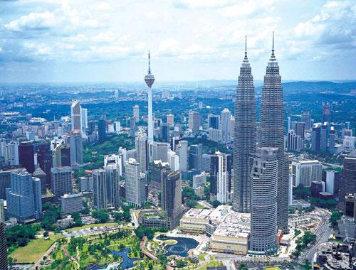 Malaysia vào top 10 điểm du lịch thế giới nên đến 2014