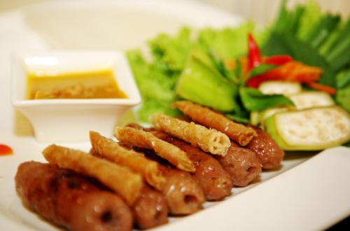 Món ngon Nha Trang tại nhà hàng Gánh