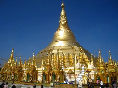 Myanmar cổ kính