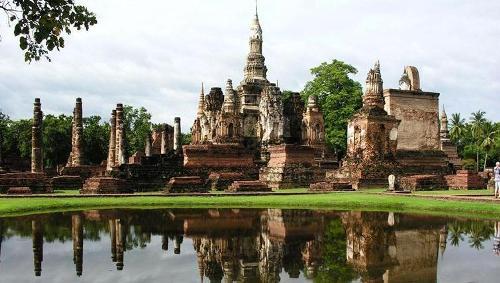 Sukhothai, góc nhìn mới về Thái Lan