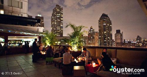 5 quán bar trên sân thượng đẹp nhất New York