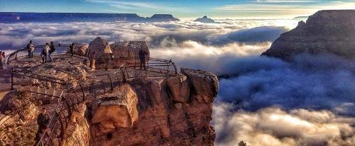 Bí ẩn sương mù trên Hẻm Núi Lớn được giải mã