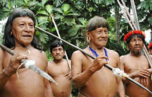 Bộ lạc nguyên thủy bậc nhất thế giới