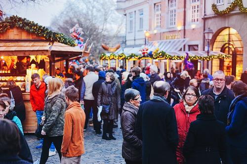 Chợ Giáng sinh ở Đức