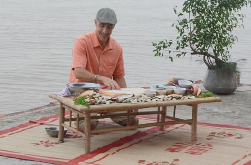 Đầu bếp Mỹ quảng bá ẩm thực Việt Nam