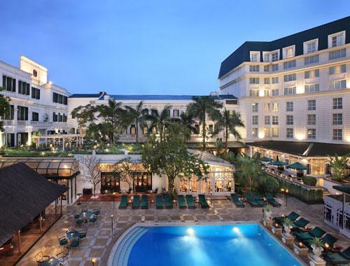 Hai khách sạn Việt Nam được chọn vào 'Danh sách vàng 2014'