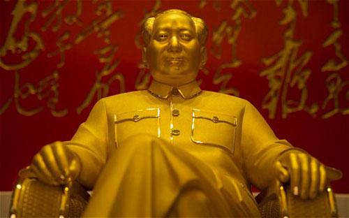 Hàng triệu du khách Trung Quốc thăm Mao Trạch Đông
