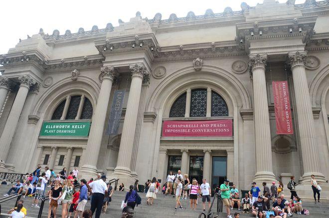 Kho báu nghìn vàng trong bảo tàng Metropolitan