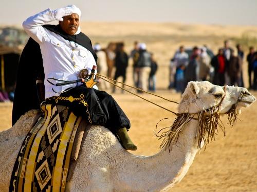 Lễ hội văn hóa du mục Sahara