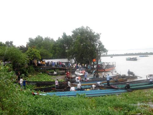 Nam sông Hậu, cung đường du lịch xanh