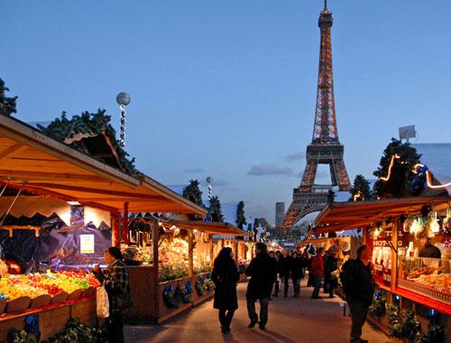 Những nơi đón Giáng sinh ấn tượng trên thế giới