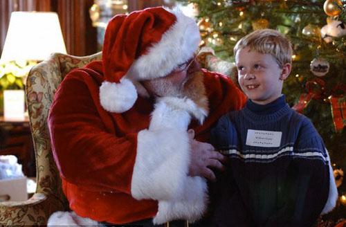 Những phát hiện thú vị về ông già Noel
