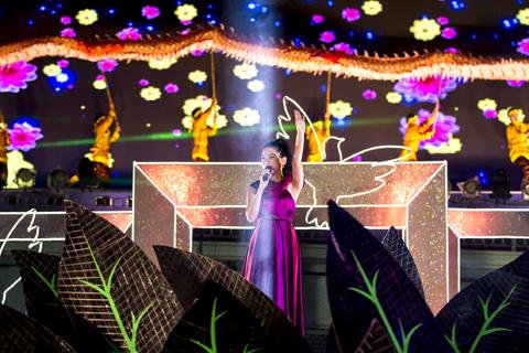 Lễ hội 'TP HCM đón chào năm mới'