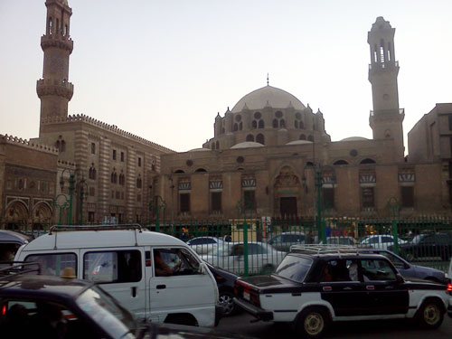 Sắc màu Ả Rập ở khu chợ trời 700 tuổi