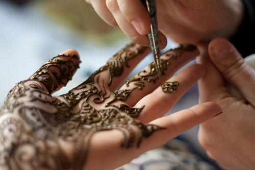 Henna, những hình xăm truyền thống giàu nghệ thuật