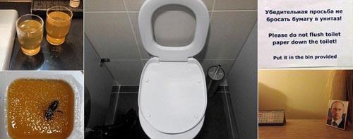 Khách du lịch kêu trời vì dịch vụ ở Sochi