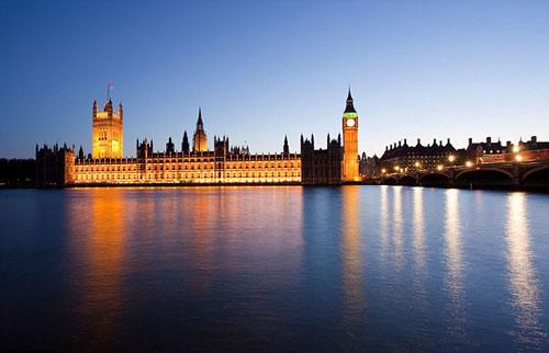 London cổ kính, lộng lẫy