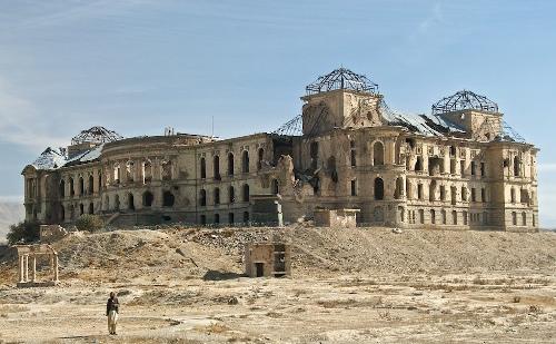 Những 'cung điện Versailles' ở Afganistan