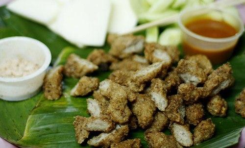 Những món ngon trong ngõ Hà Nội