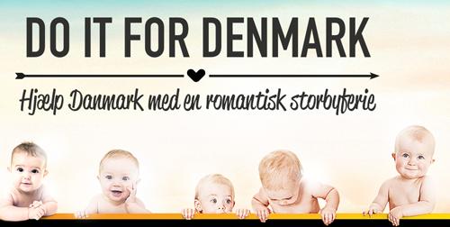 Đan Mạch khuyến khích dân đi du lịch để 'cứu nước'