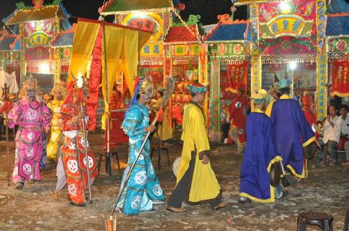 Độc đáo lễ Tả Tài Phán ở Đồng Nai