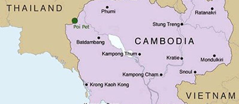 Đi đường bộ từ Sài Gòn đến Bangkok, Thái Lan