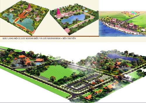 Gần 200 tỷ đồng đầu tư khu du lịch tâm linh ở Thái Bình