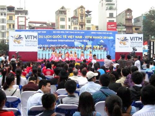 Hội chợ du lịch Việt Nam được nâng tầm qua VITM 2014