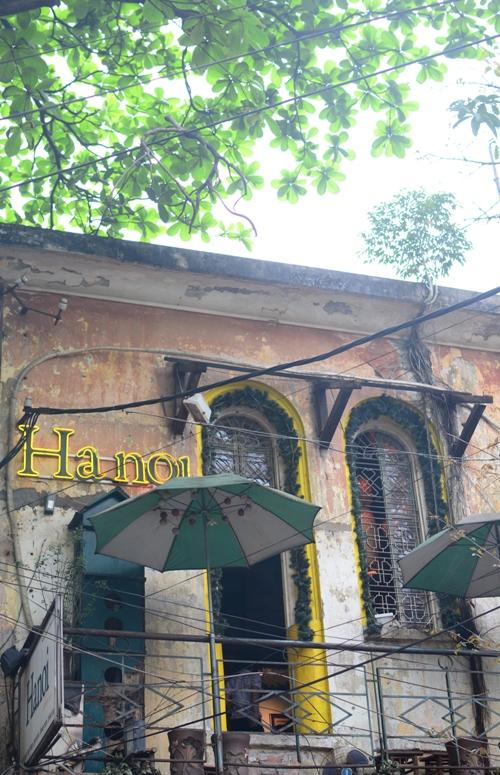 Những không gian cà phê yêu thích ở Hà Nội