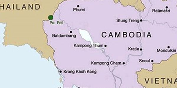 Những cung đường đi Thái Lan mà không ngang qua Phnom Penh, Siem Reap
