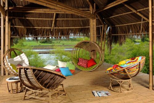 3 ngôi nhà tre Việt Nam nổi tiếng thế giới