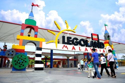 5 công viên giải trí nổi tiếng tại châu Á