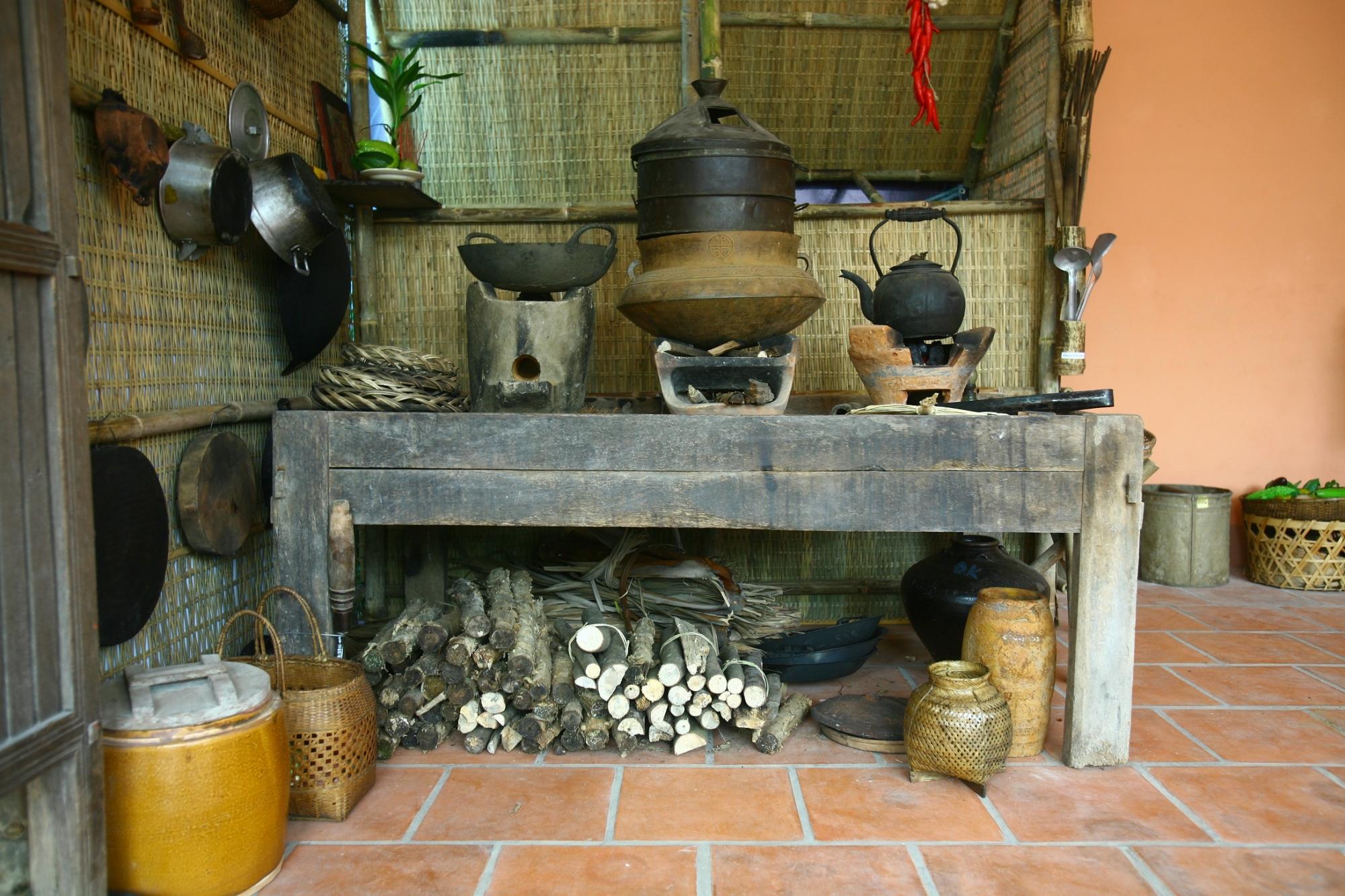 Bếp lửa sinh thành