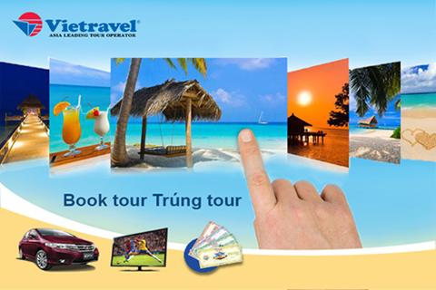 Cơ hội du lịch miễn phí cùng Vietravel